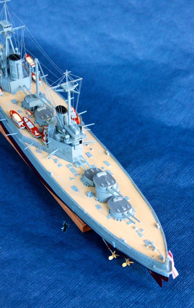 HMS Agincourt 12